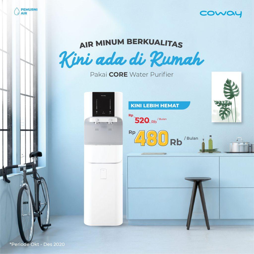 Coway Jakarta - Core Promotion Q4 Promotion 01 1