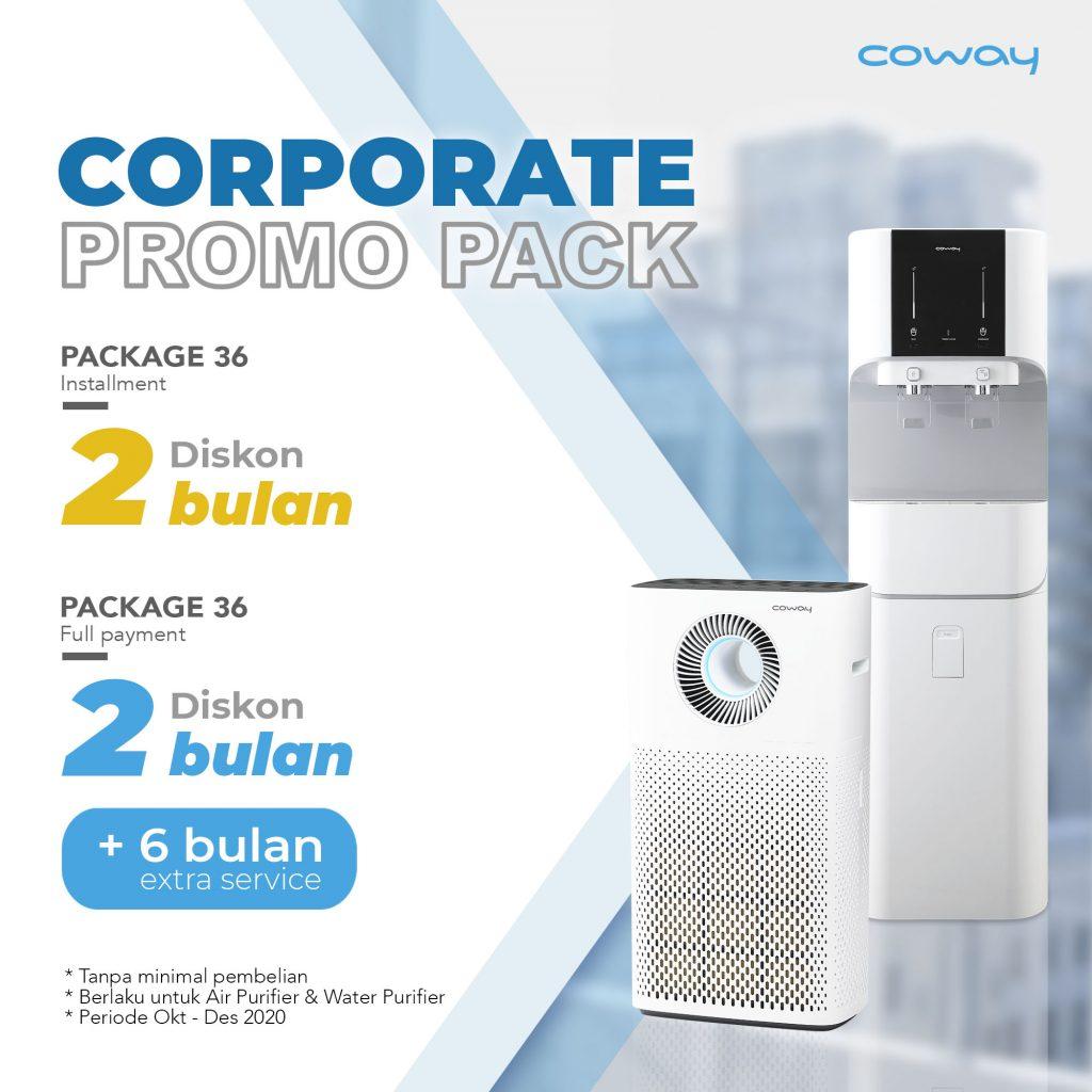 Coway Jakarta - Q4 CORP PROMO 1