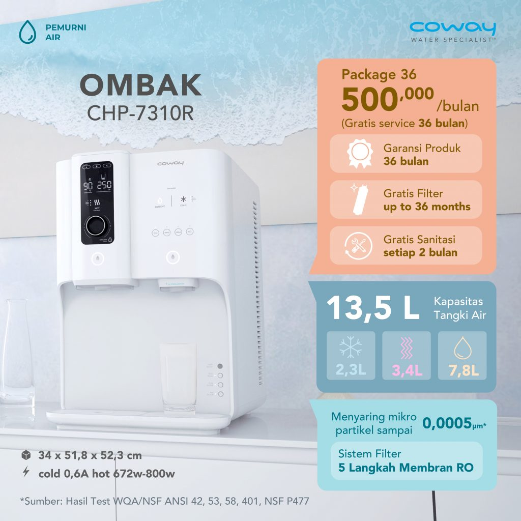 Coway Jakarta - WP PRODUCT INFO AND PRICE 01
