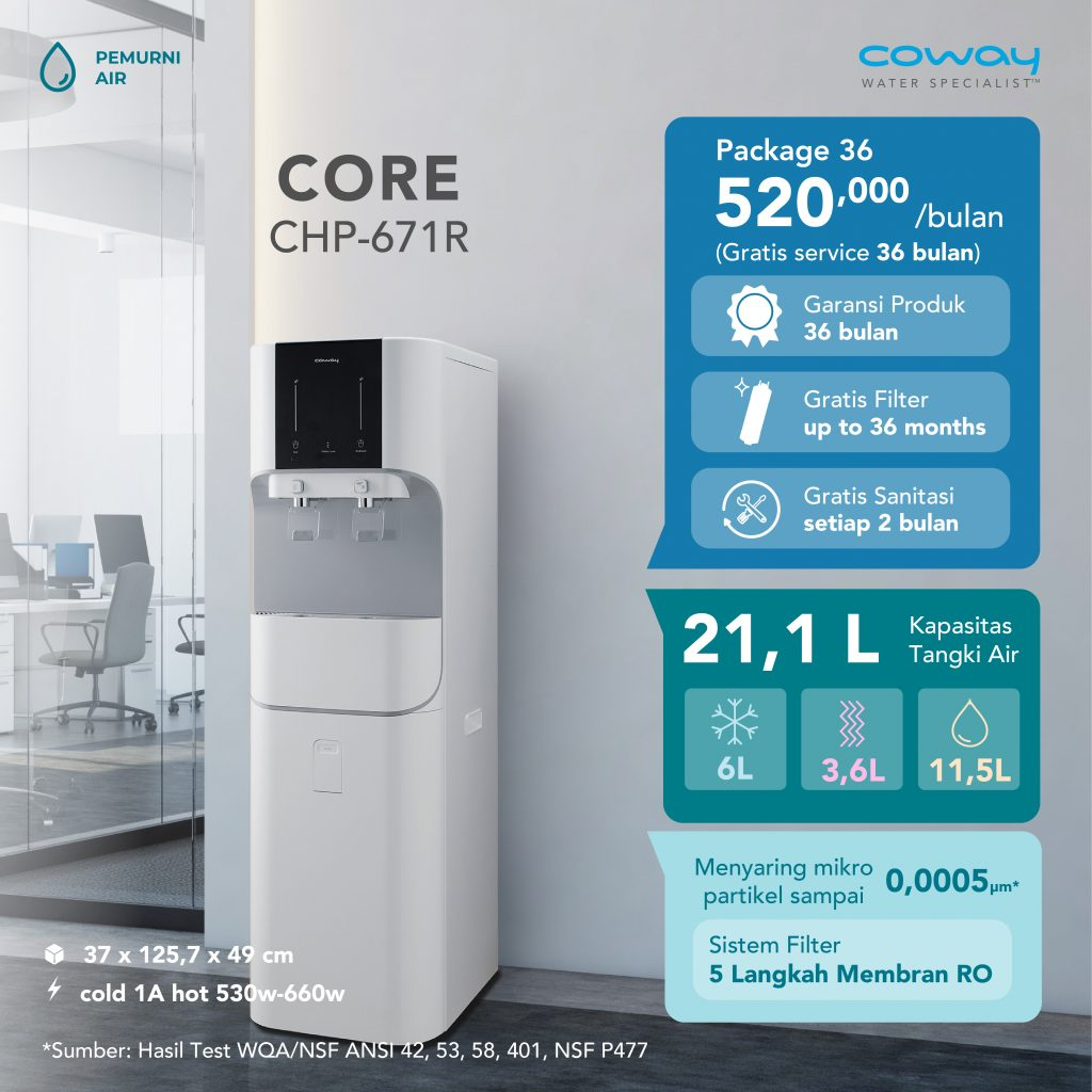 Coway Jakarta - WP PRODUCT INFO AND PRICE 03