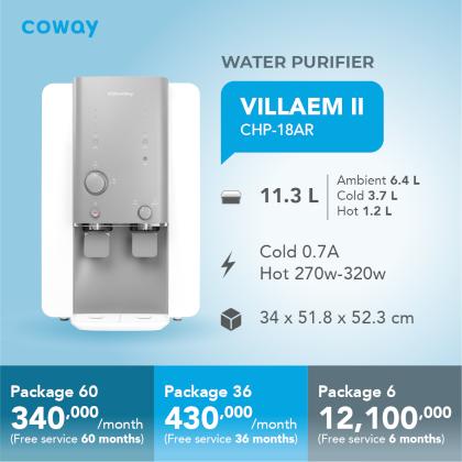 Coway Villaem II