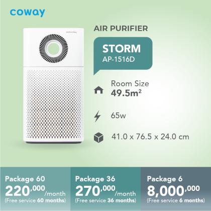 Coway Storm
