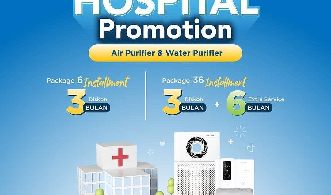 Rumah sakit bisa menjadi tempat yang lebih nyaman bagi pasien, perawat maupun orang yang bekerja did...