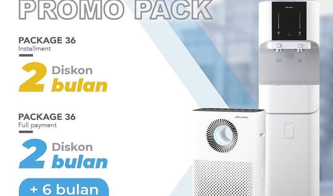 Special Price for Corporate purchase!  Dapatkan diskon 2 bulan angsuran untuk pembelian Package 36 s...
