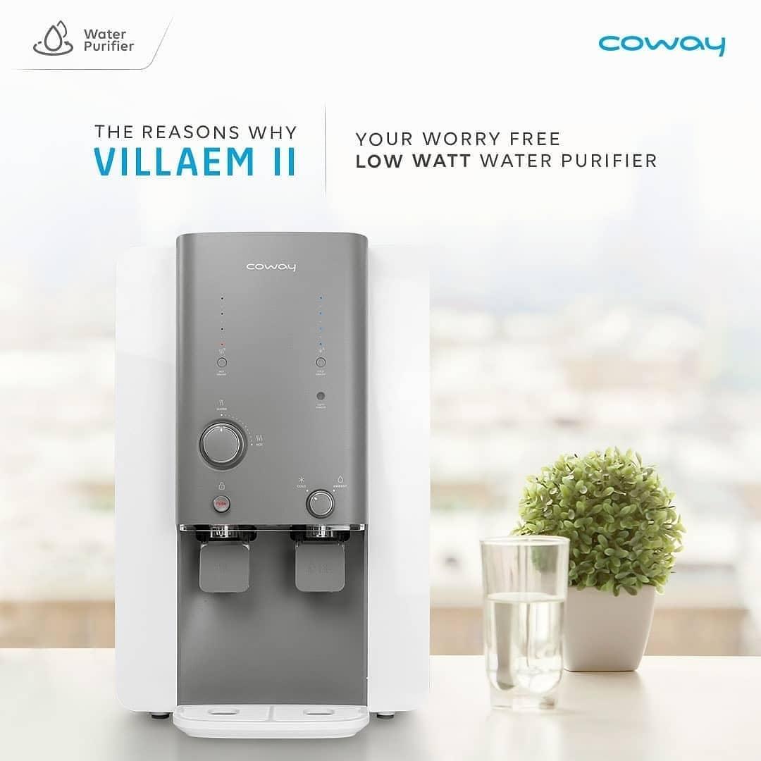 Coway Jakarta - Villaem II menjadi jawaban untuk kamu yang tinggal di apartemen