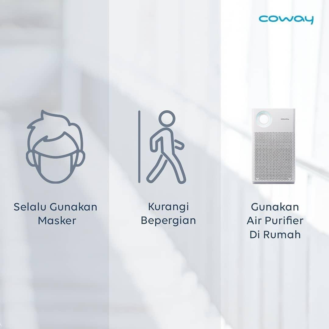 Coway Jakarta - 1617347769 500 Memasuki era new normal aktivitas kita juga mulai kembali normal