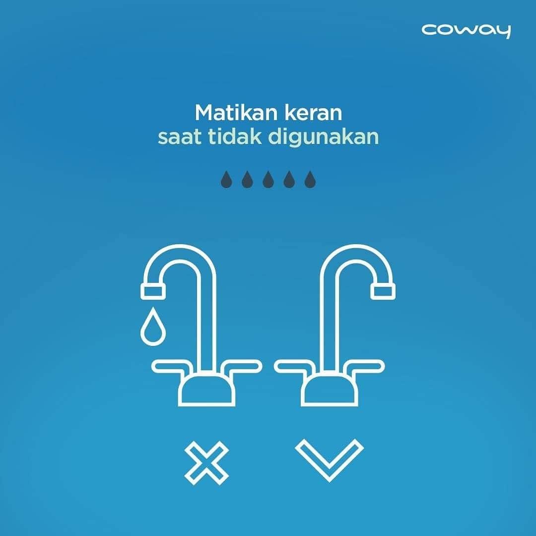 Coway Jakarta - 1617375534 762 Manusia membutuhkan air bersih untuk segala aspek kebutuhannya namun tidak