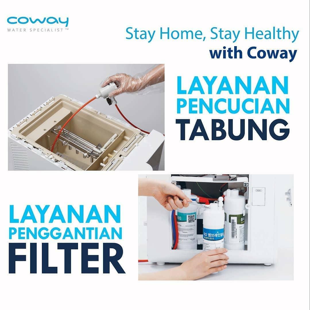 Coway Jakarta - 1618140126 186 Sekarang untuk setiap pembelian produk Coway tipe apa saja kamu