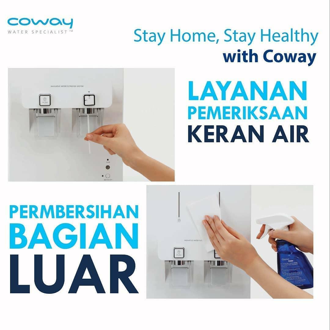 Coway Jakarta - 1618140126 902 Sekarang untuk setiap pembelian produk Coway tipe apa saja kamu
