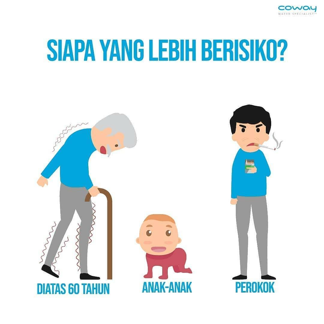 Coway Jakarta - 1618317136 44 Corona Virus atau Covid 19 telah menjadi pandemi yang seharus nya