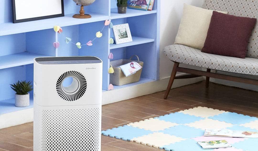 Air Purifier STROM dari Coway membantu tempat dimana anak bisa bermain tanpa khawatir dengan udara y...