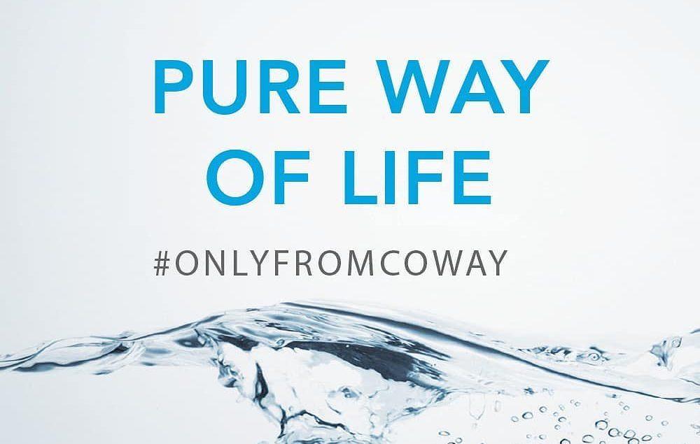 Air dan Udara esensial bagi kehidupan. Coway peduli akan gaya hidup yang sehat dengan memberikan kem...