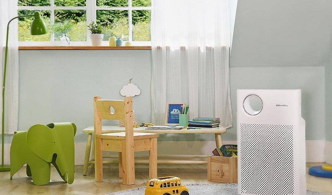 Berikan tempat yang aman dan nyaman untuk anak-anak tanpa khawatir udara yang kotor dan debu halus y...