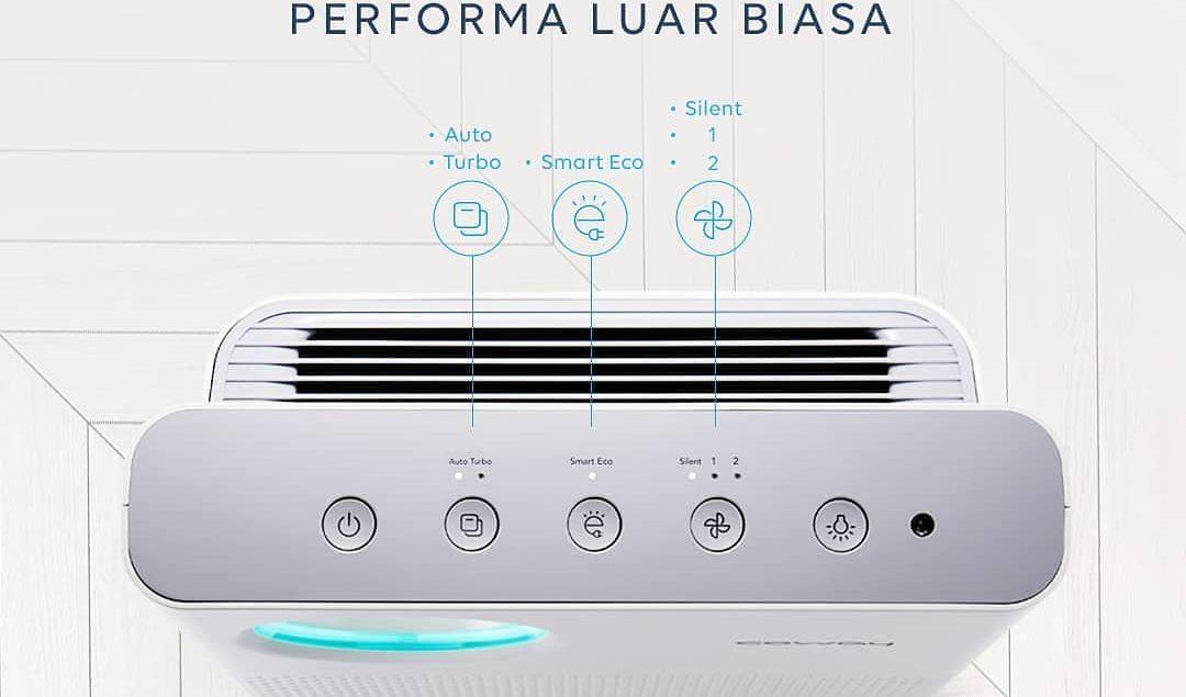 Breeze memang memiliki design yang cukup compact dan slim, namun jangan salah, Breeze juga memiliki ...