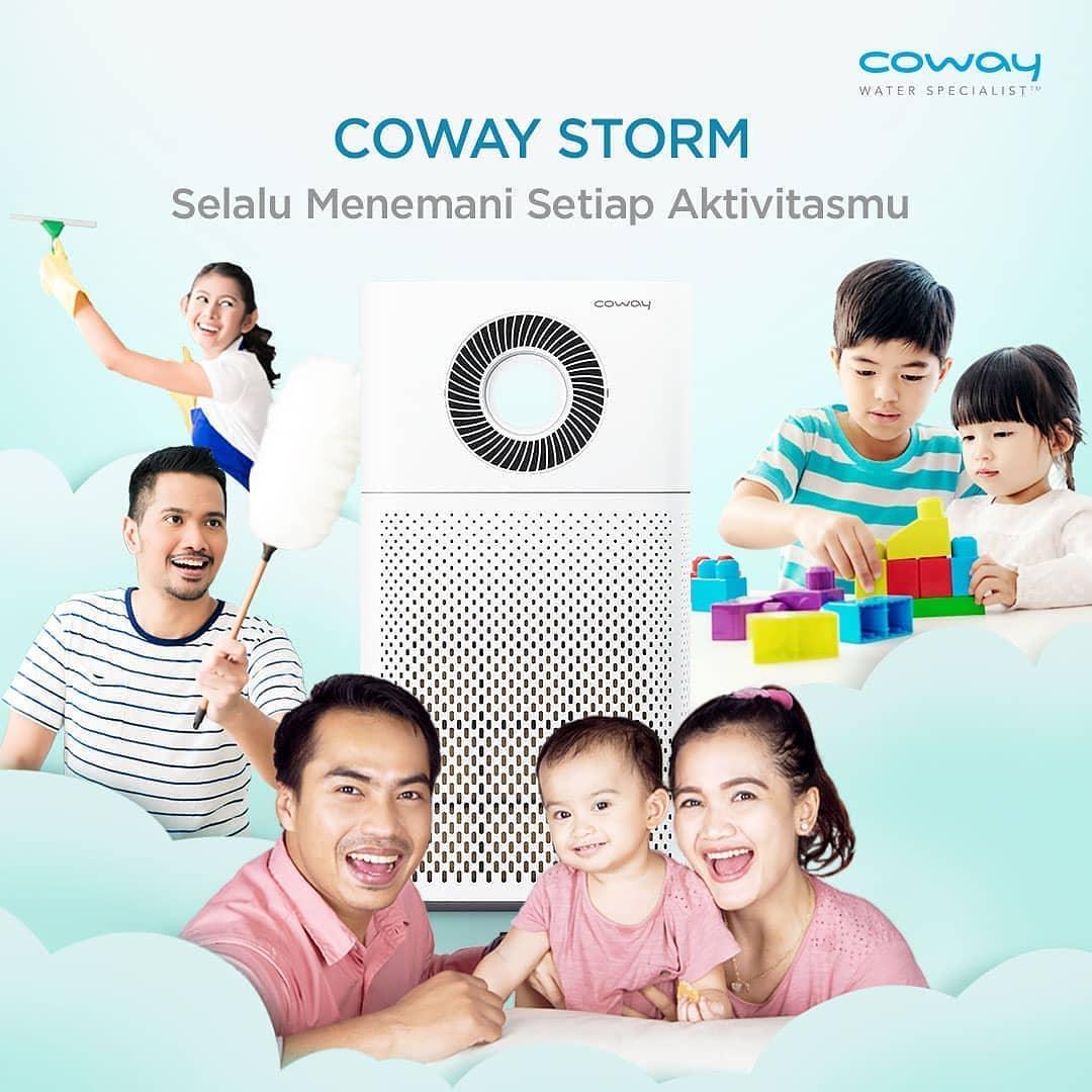 Coway Jakarta - Hari Sabtu merupakan saat yang tepat untuk berkumpul dengan keluarga