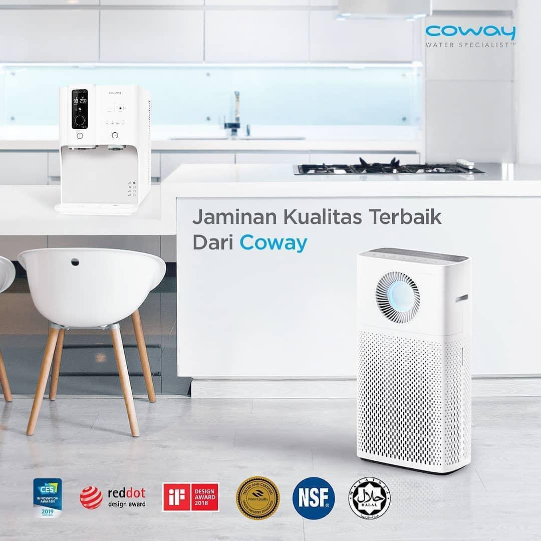 Coway Jakarta - Jangan ragu untuk menggunakan produk Coway Sebagai brand no 1