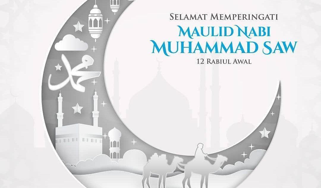 Kiranya di momen suci Maulid Nabi Muhammad SAW ini menjadi peringatan bagi kita untuk meningkatkan k...