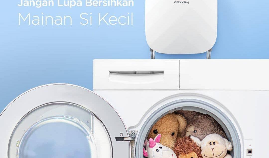 Mainan memang bisa membuat cerdas anak, tapi pastikan mainan anakmu selalu bersih. Jika mainan tidak...