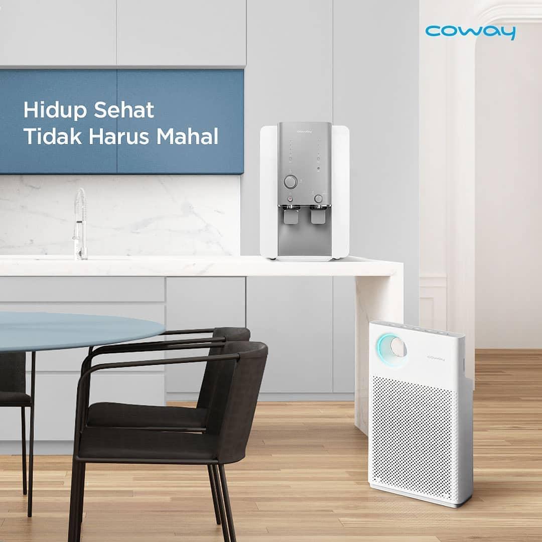 Coway Jakarta - Masih ragu kalau Coway akan menghabiskan listrik rumah Tenang karena