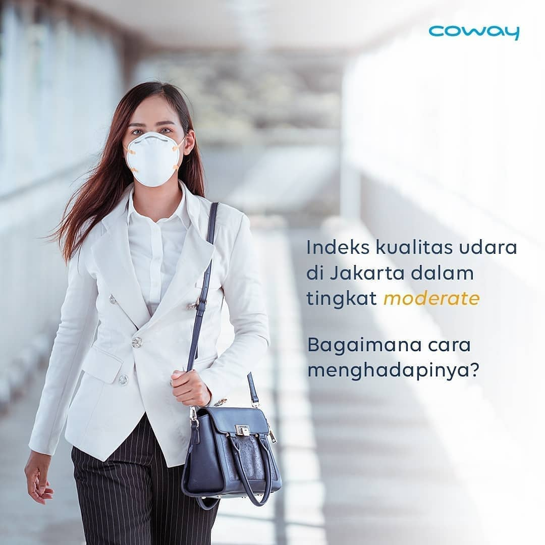 Coway Jakarta - Memasuki era new normal aktivitas kita juga mulai kembali normal