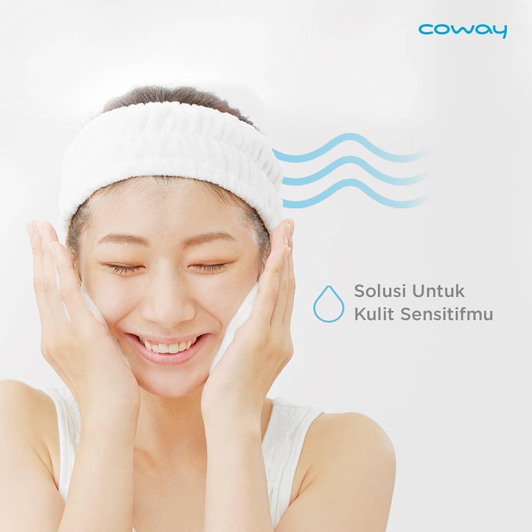 Coway Jakarta - Memiliki kulit sensitif sangatlah tricky karena salah perawatan dapat menimbulkan