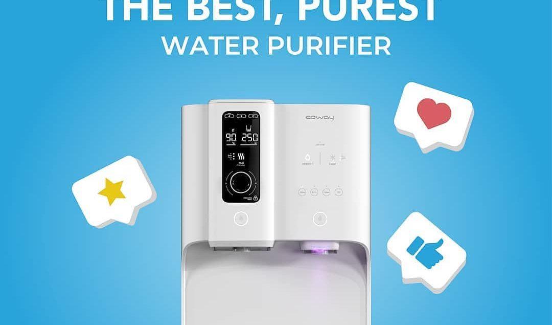Mulailah berinvestasi untuk kesehatanmu dari sekarang dengan OMBAK Water Purifier yang hadir menjawa...