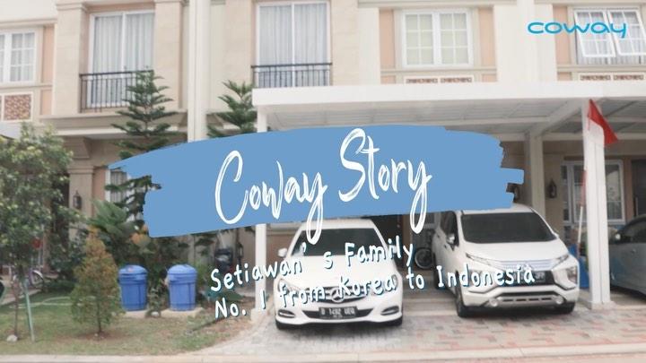 Saat travelling bersama keluarga, Pak Setiawan melihat billboard Coway ada dimana-mana. Sejak saat i...