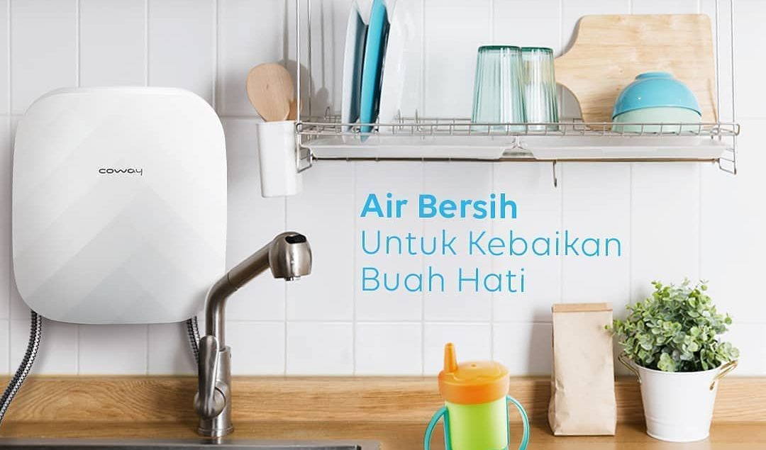 Sebagai orang tua, jika yakin air yang digunakan untuk membersihkan peralatan makan anak atau mainan...