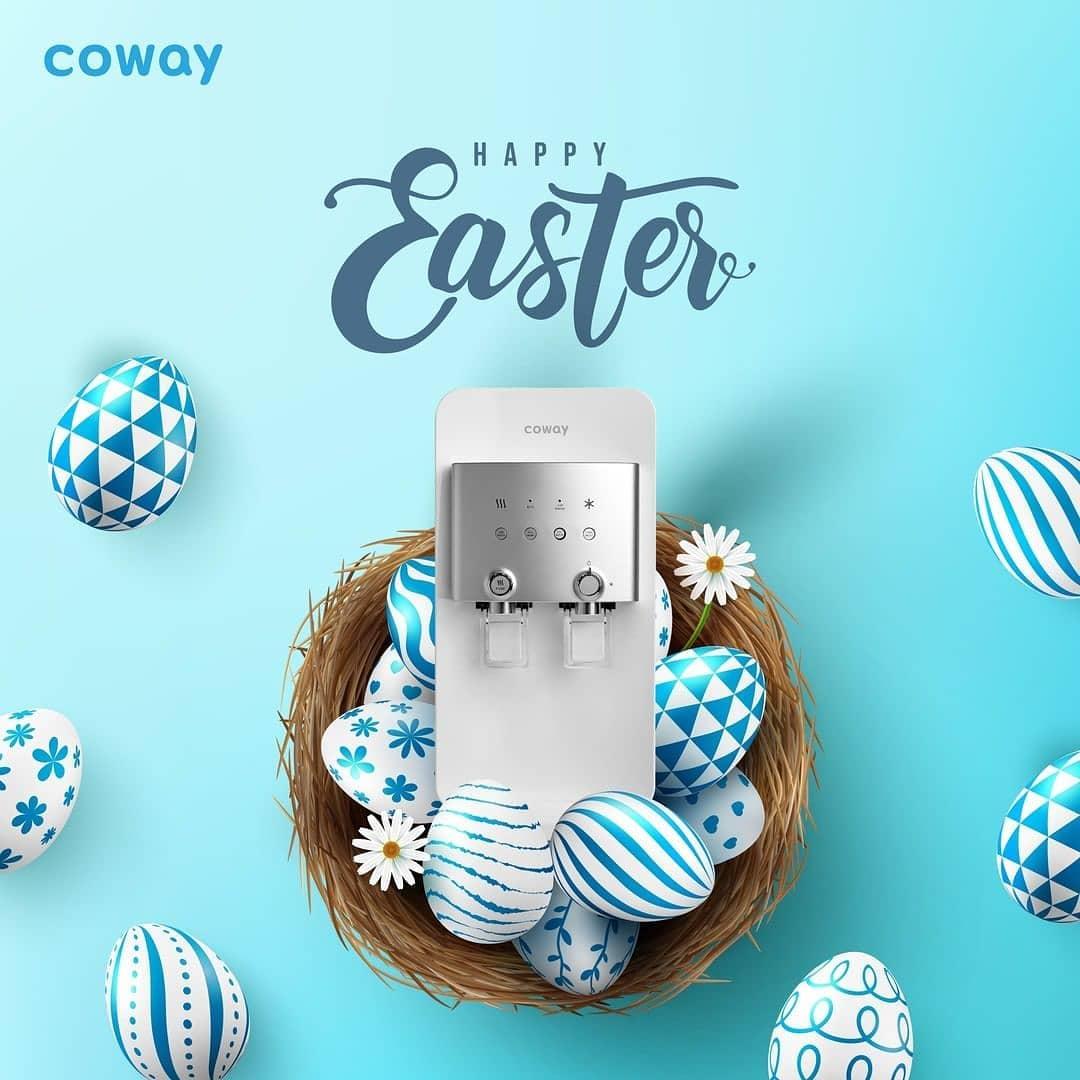 Coway Jakarta - Selamat hari raya Paskah bagi seluruh umat Kristiani Biarkan waktu