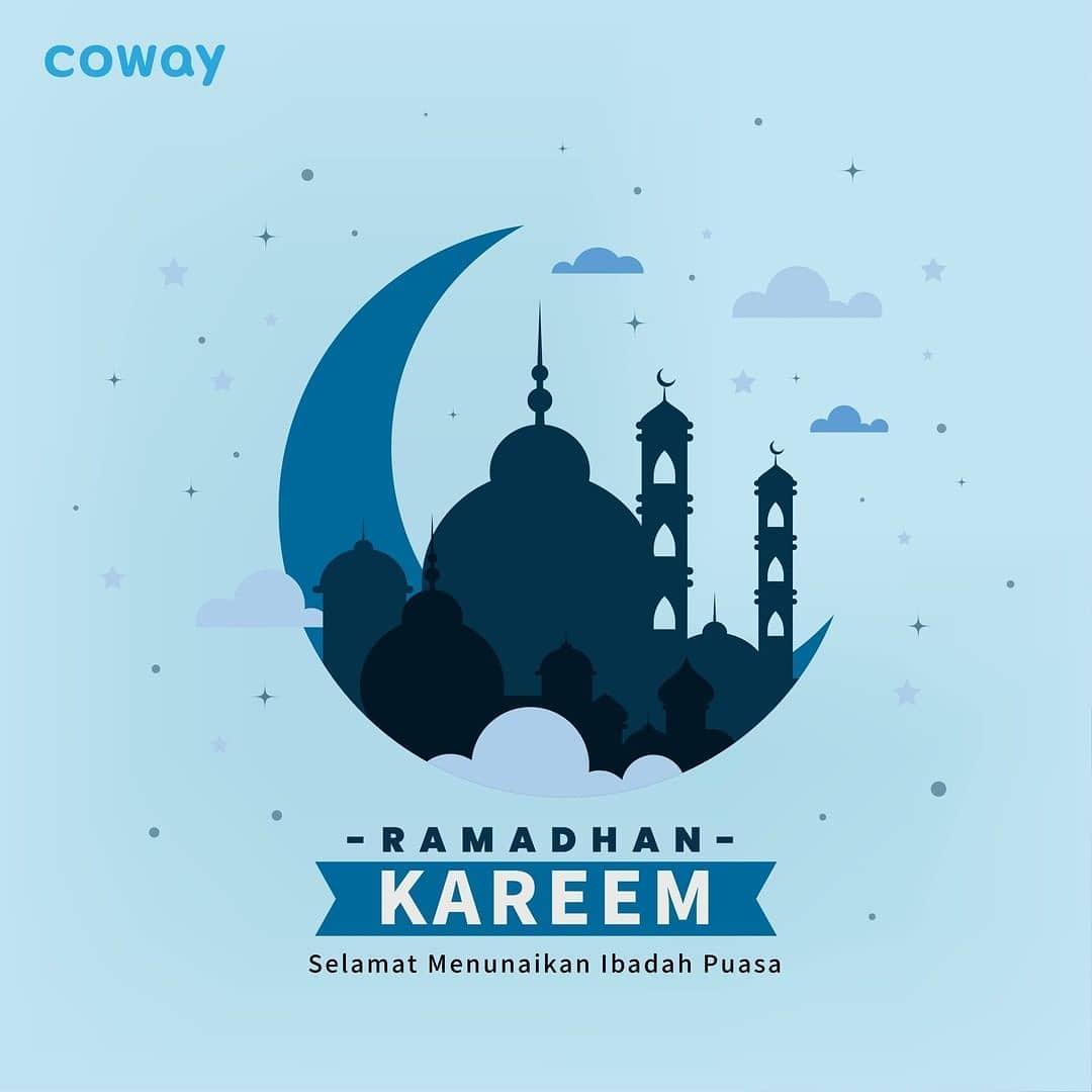 Coway Jakarta - Selamat menunaikan ibadah puasa bagi yang menjalankan Semoga Ramadan kali