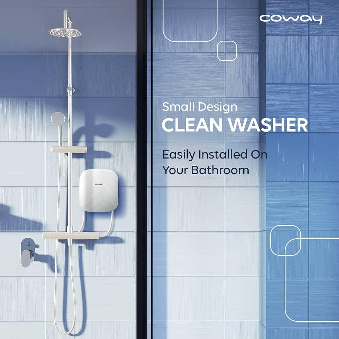 Coway Jakarta - Setelah beraktivitas seharian mandi dengan air bersih akan terasa menyegarkan