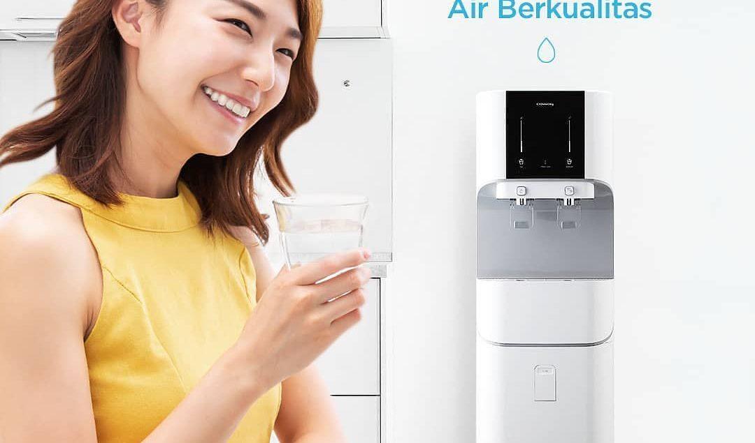 Sudah yakin air yang kamu minum bersih? Meski air yang kamu minum terlihat bersih belum tentu bersih...