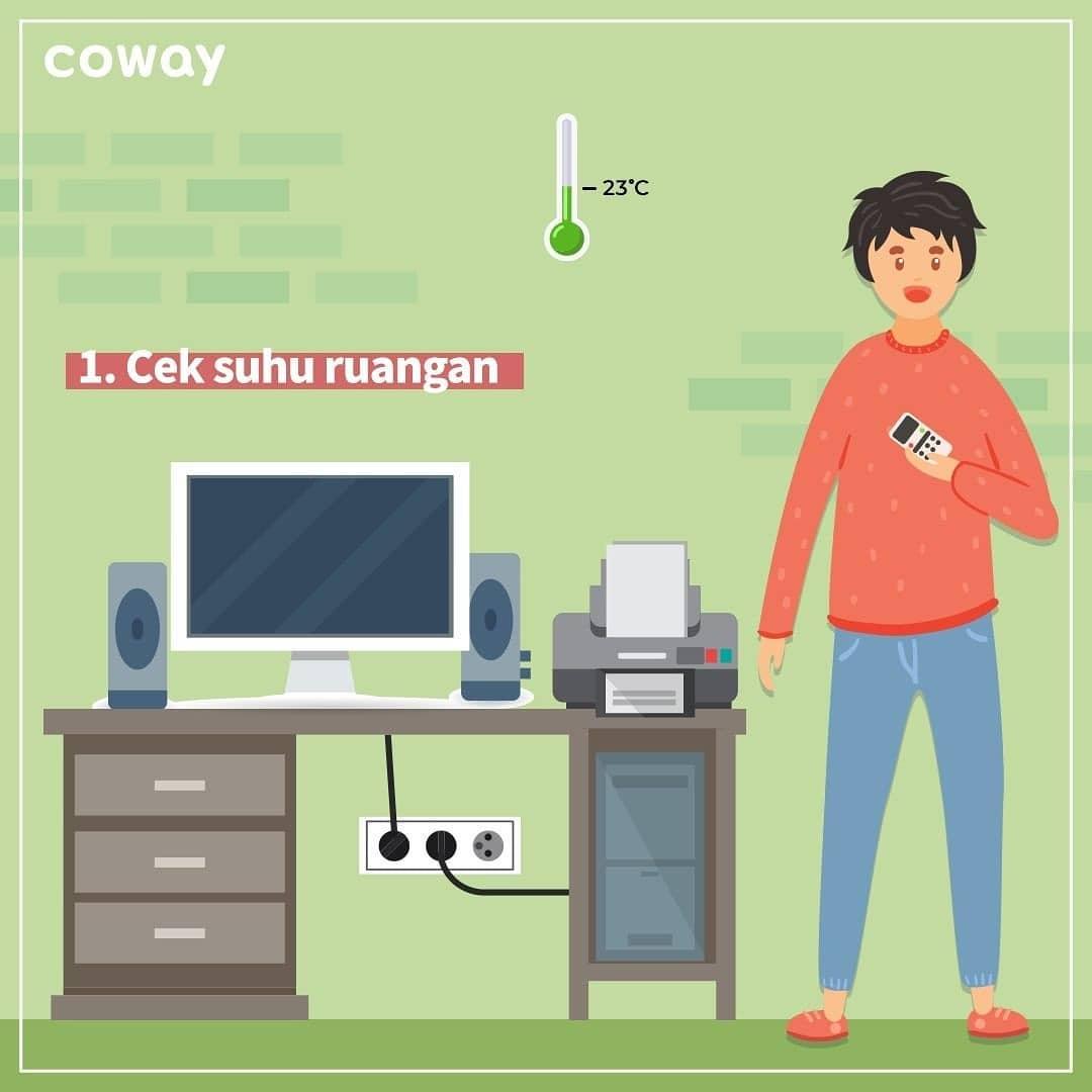 Coway Jakarta - 1622468672 83 Minum sambil duduk jongkok ngumpet itu bebas Namun pastikan Coway