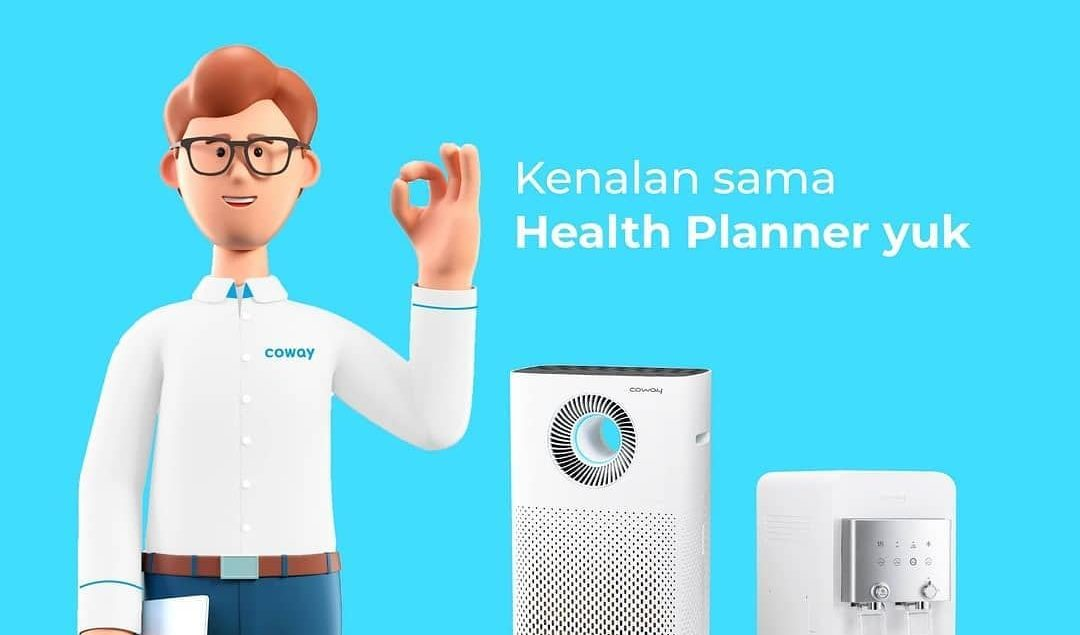 Coledge - Coway Knowledge! Health Planner atau HP akan menjadi Customer Consultant Expert. Kami akan...