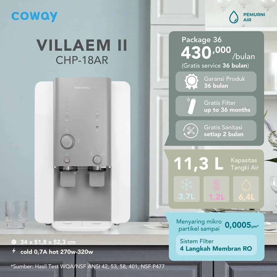 Coway Jakarta - 1624569393 116 Siap untuk hidup lebih sehat Mimin Coway punya solusinya Sediakan