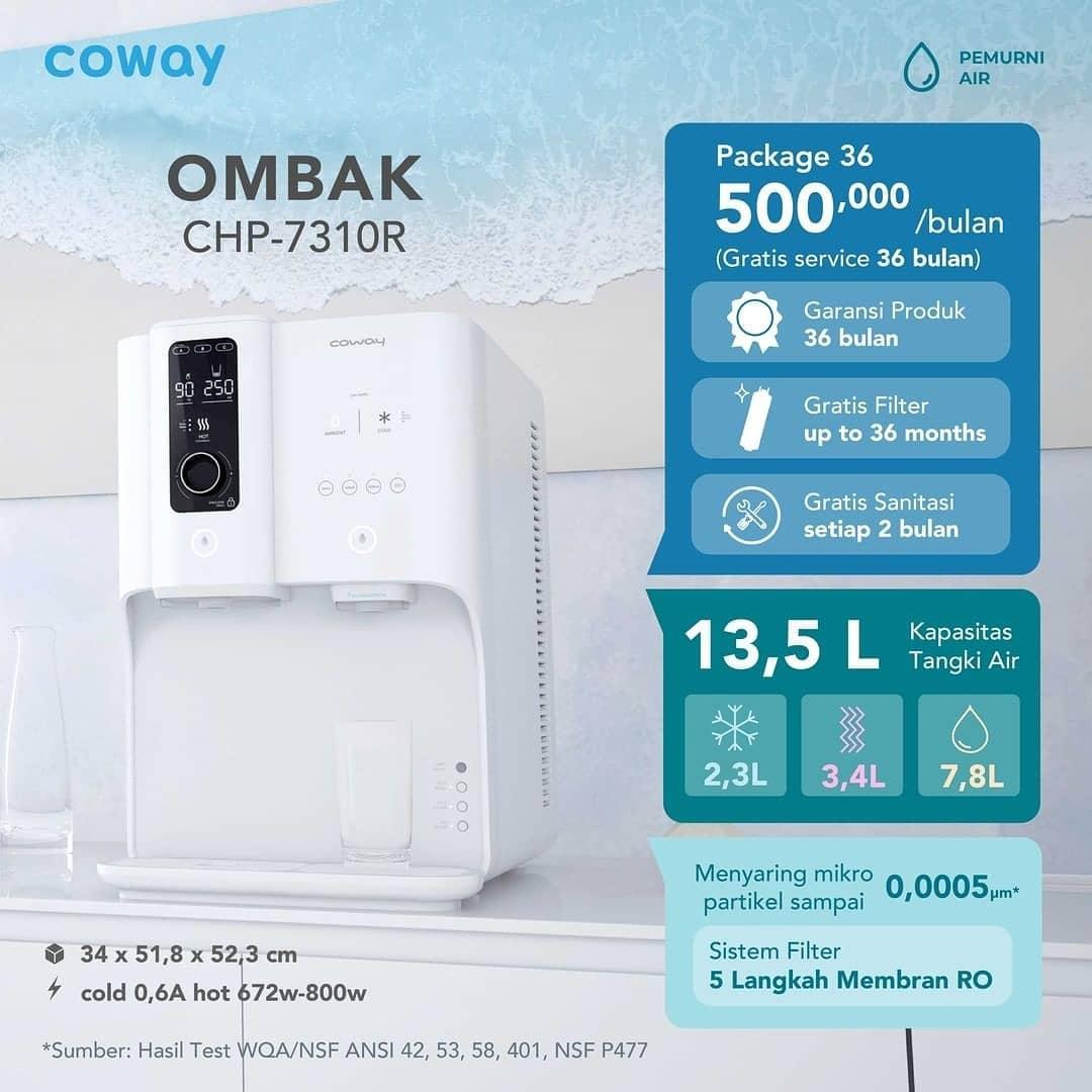 Coway Jakarta - 1624569393 447 Siap untuk hidup lebih sehat Mimin Coway punya solusinya Sediakan