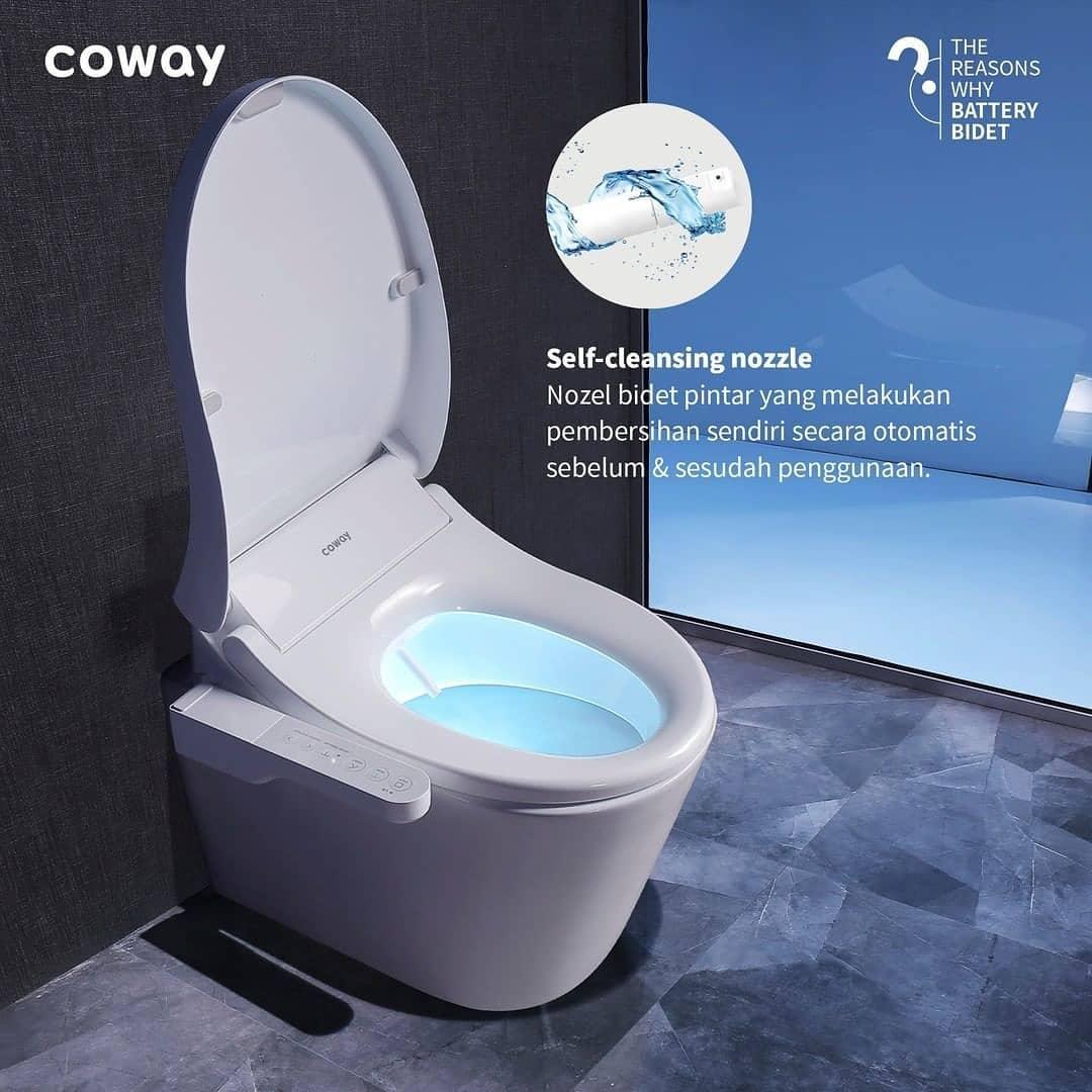 Coway Jakarta - 1624695012 33 Teknologi pintar dengan kebersihan sempurna untuk semua Coway people Dilengkapi