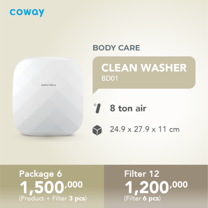 Coway Clean Washer