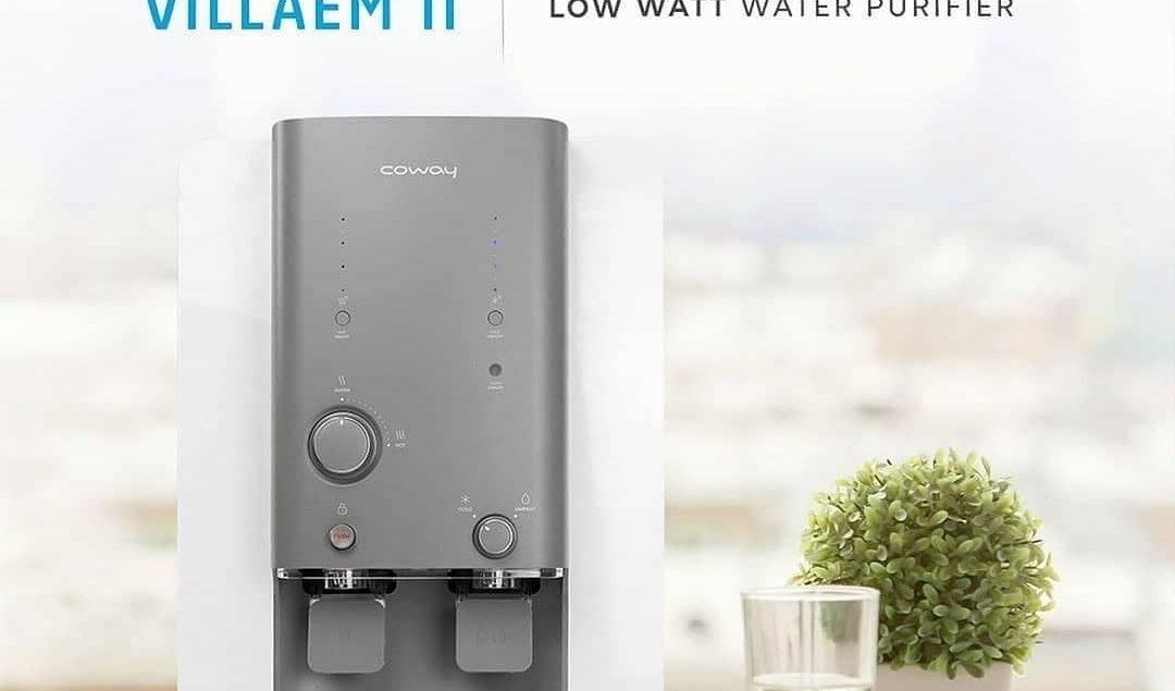 Jawaban untuk kamu yang tinggal di apartemen namun tetap ingin menikmati air dengan kualitas terbaik...