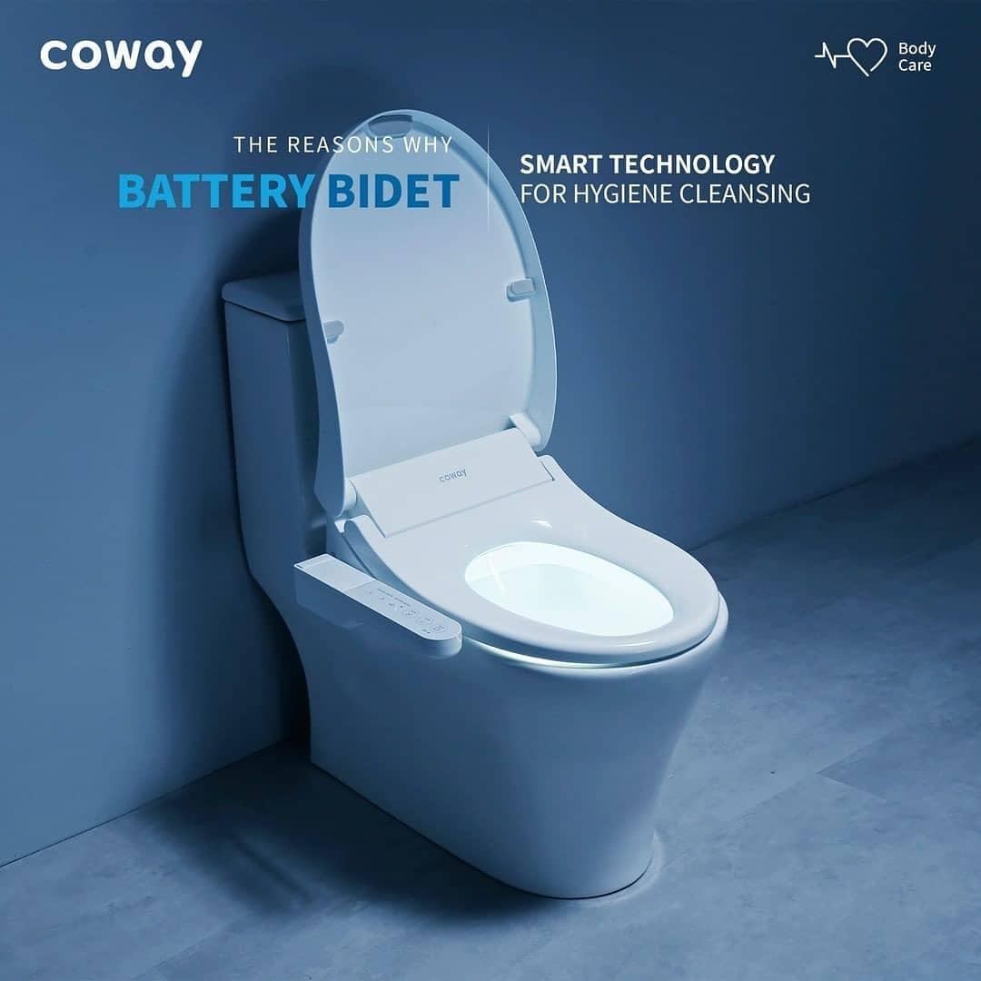 Coway Jakarta - Teknologi pintar dengan kebersihan sempurna untuk semua Coway people Dilengkapi