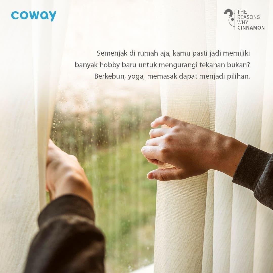 Coway Jakarta - 1629141627 576 Ingin punya gaya hidup baru di tengah pandemi yang sehat