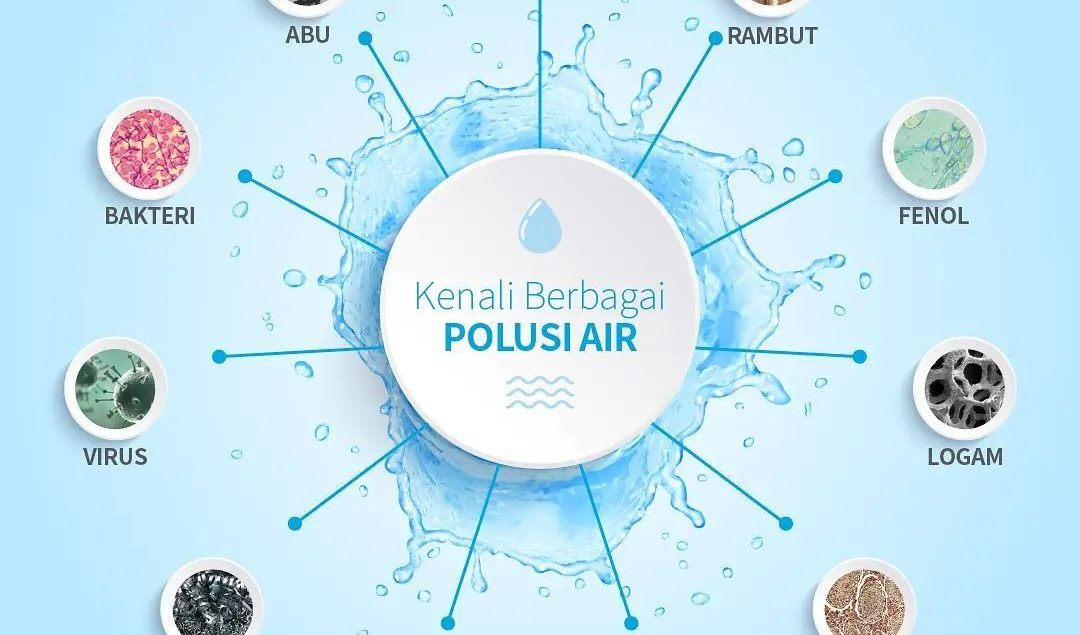 Hai, Coway People!  Berbagai macam polutan sering sekali muncul pada air yang kita gunakan dan konsu...