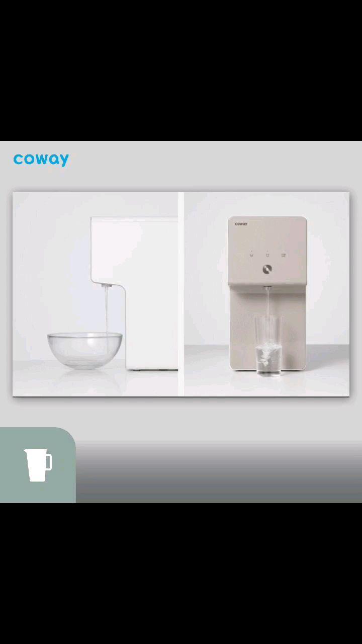 Coway Jakarta - Mau minum menuang air dalam jar air atau botol untuk
