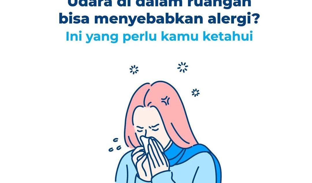 Menjaga kualitas udara dalam ruangan yang baik penting untuk kesehatan Anda dan keluarga.  Coway Air...