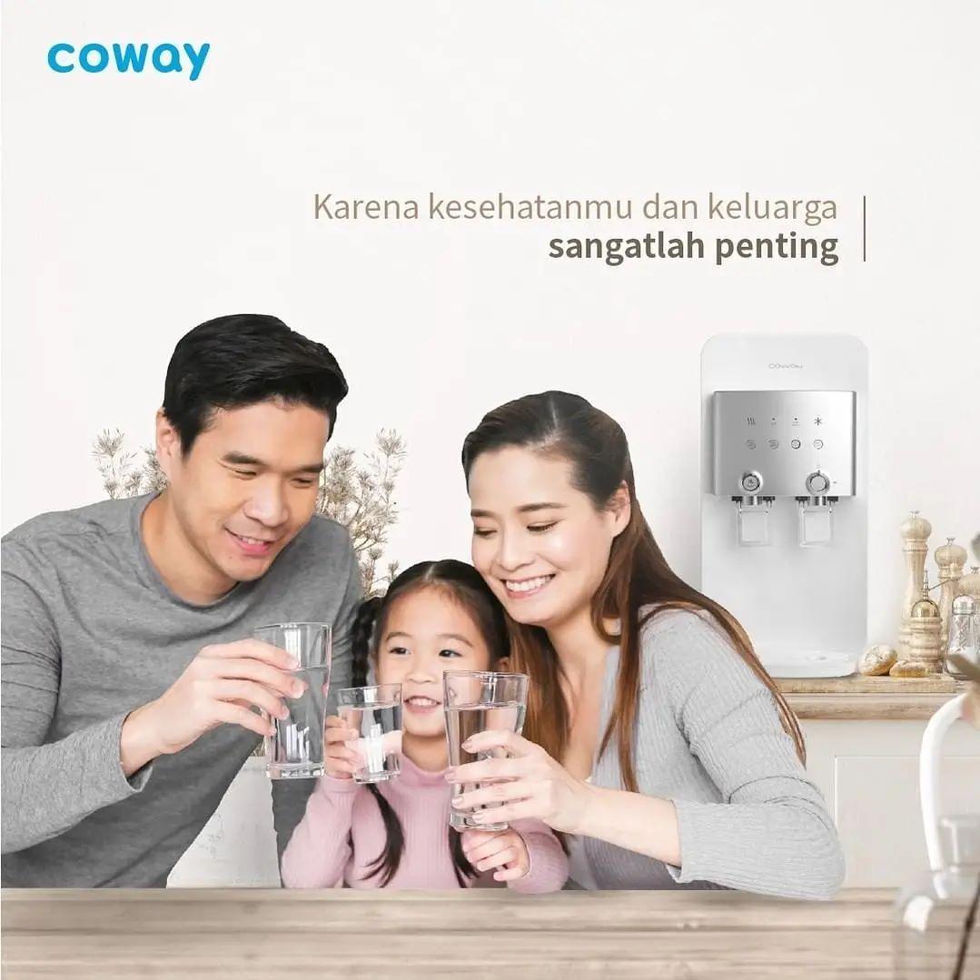Coway Jakarta - 1631680198 170 Siap untuk hidup lebih sehat Mincow punya solusinya Sediakan air