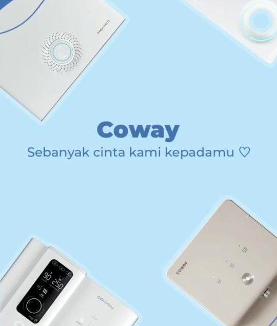 Psst... kamu! Iya kamu! Kamu harus banget lihat dan ingat pesan-pesan berikut ini! We love you, Cowa...