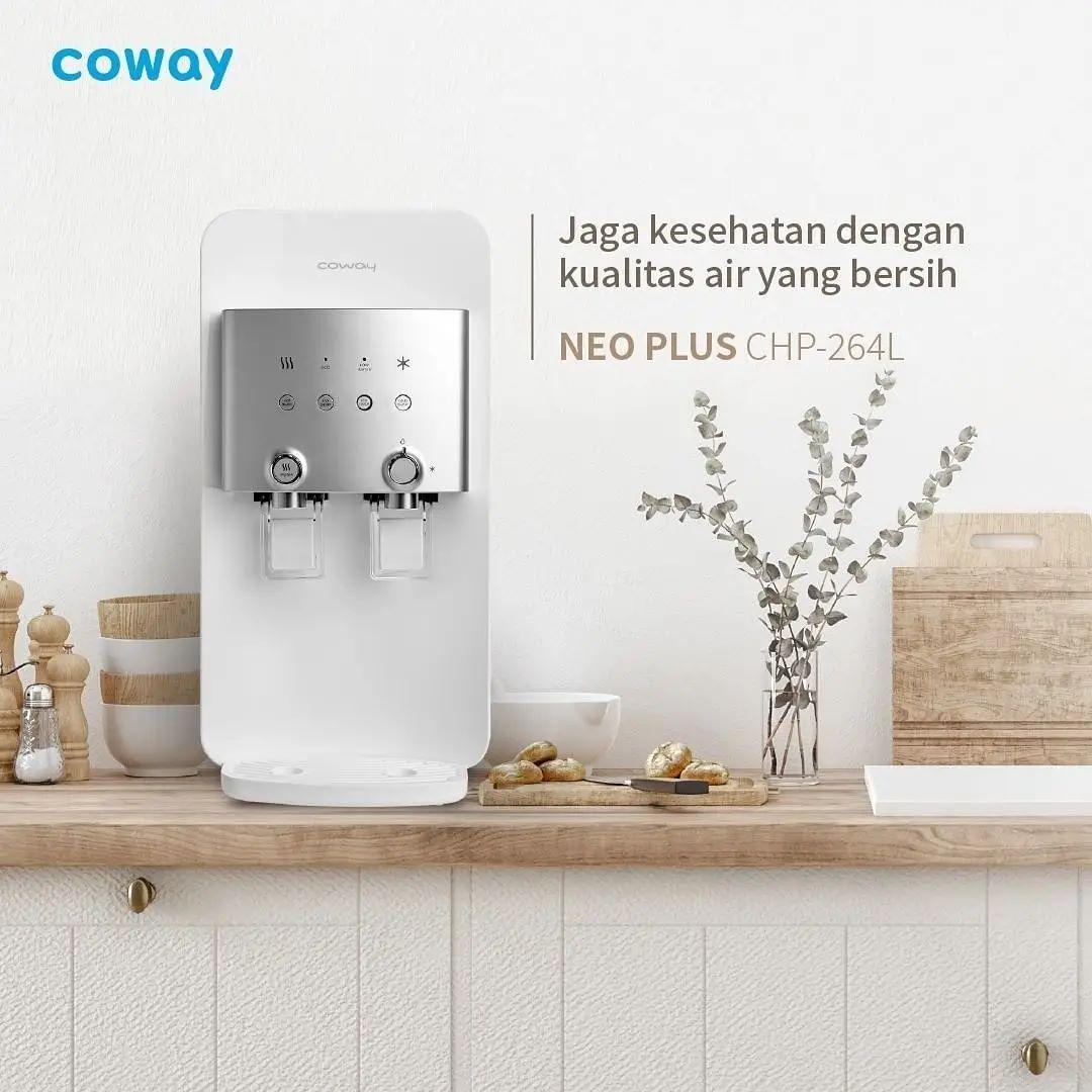 Coway Jakarta - Siap untuk hidup lebih sehat Mincow punya solusinya Sediakan air