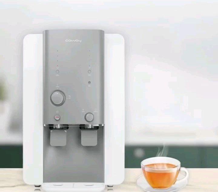Upgrade gaya hidupmu dengan Coway Villaem II Water Purifier. Pengaturan suhu air akan memudahkan kam...