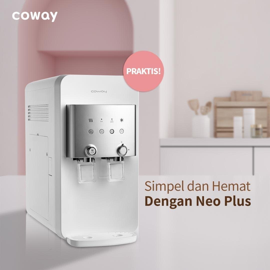 Coway Jakarta - Yakin nggak jatuh hati dengan Neo Plus Cocok di dapur