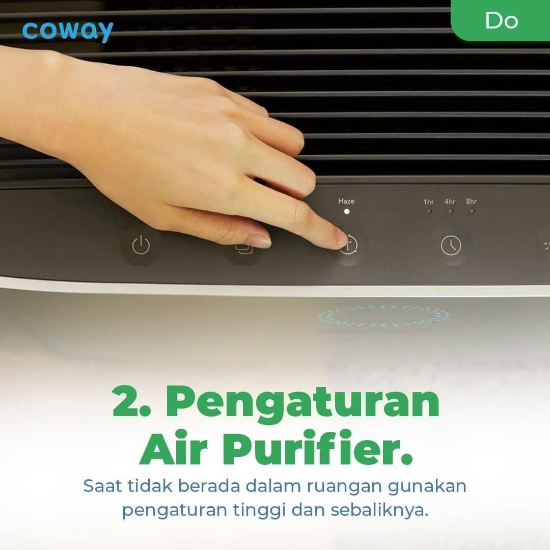 Coway Jakarta - 1633212629 339 Mau Air Purifier kamu lebih awet Perhatikan hal hal yang tidak